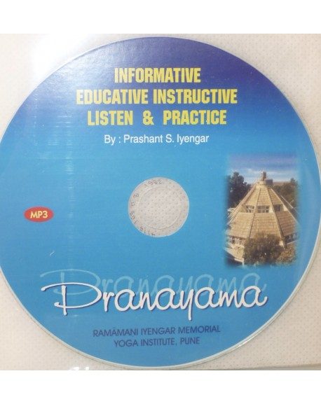 Pranayama Informative Educative Instructive MP3 Prashant Iyengar