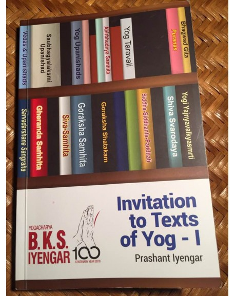 Invitation to Texts of Yog - 1